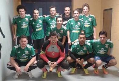 equipe futsal 2014